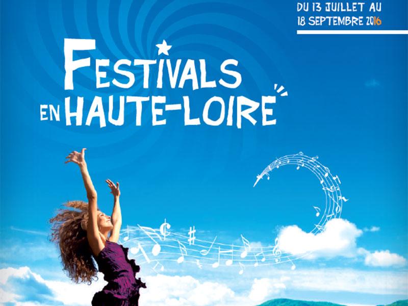 Festivals en Haute-Loire