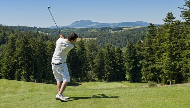 Golf du chambon
