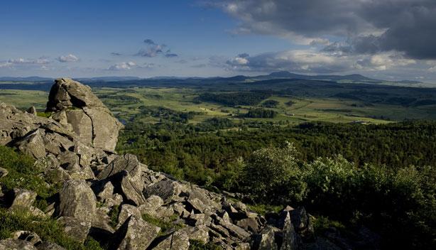 Plateau du Vivarais Lignon