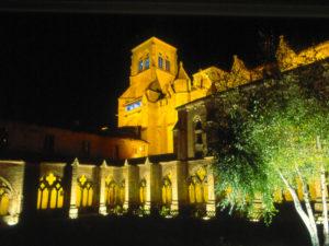 L'Abbaye de la Chaise-Dieu, Haute-Loire, Auvergne