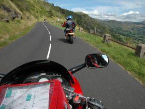 Découvrez les richesses de la Haute-Loire à moto avec la grande boucle moto, Auvergne