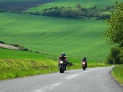 La Grande Boucle Moto : 3 jours  de découverte de la Haute-Loire