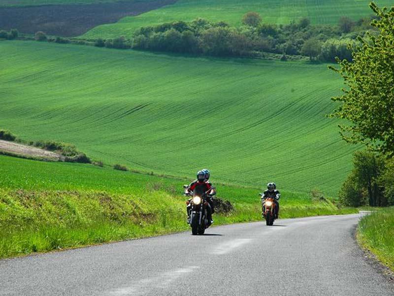 La Grande Boucle Moto, 3 jours de découverte de la Haute-Loire, Auvergne