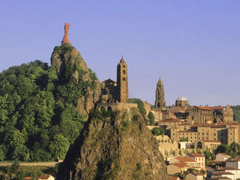 Le Puy-en-Velay, Découvrez la Haute-Loire en moto, Auvergne