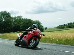 Découvrir la Haute-Loire à moto
