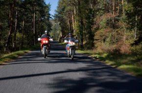 Boucle moto à la journée : Plateaux et gorges en Margeride, Haute-Loire, Auvergne