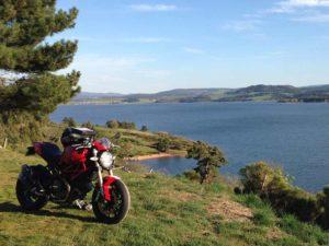 Boucle moto à la journée : Le Midi de l'Auvergne… au fil de l'eau, Haute-Loire, Auvergne