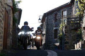 Boucle moto à la journée : Les lacets du Brivadois, Haute-Loire, Auvergne