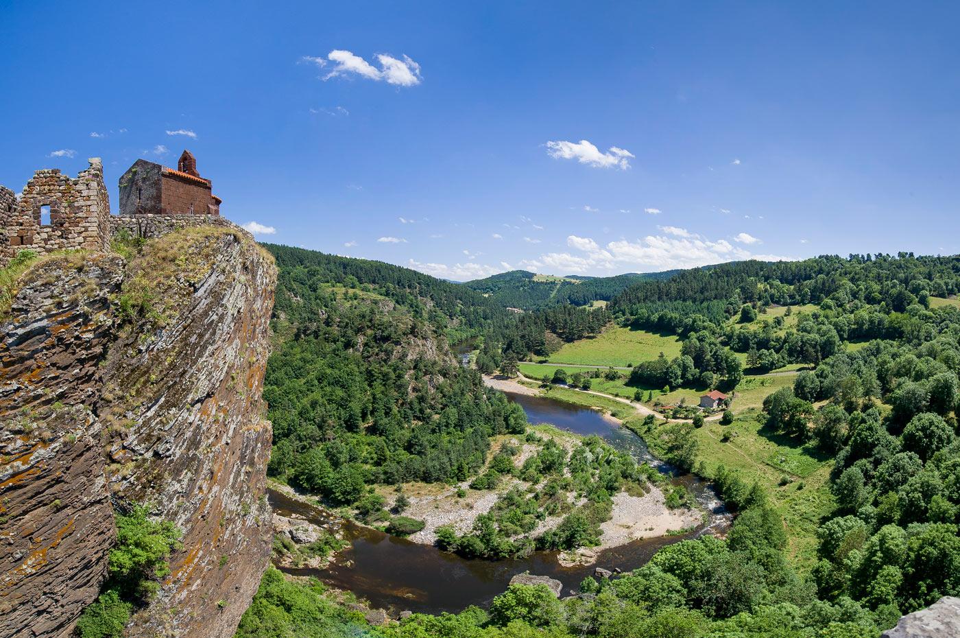 Auvergne vacances haute loire location h bergement et tourisme en auvergne auvergne - Office tourisme haute loire ...