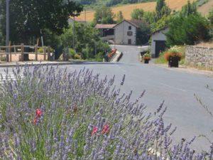 Blanzac - 1 fleur, villes et villages fleuris, Haute-Loire, Auvergne
