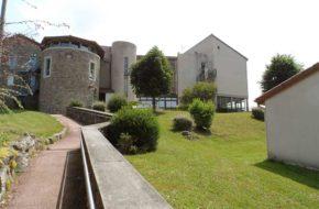 Saint-Pal-de-Mons, villes et villages fleuris, Haute-Loire, Auvergne