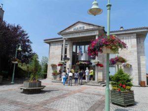 Saint-Pal-de-Mons - 1 fleur, villes et villages fleuris, Haute-Loire, Auvergne