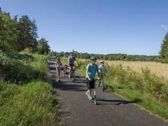 La Via Fluvia - Vélo route entre Loire et Rhône
