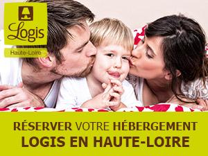 Hébergement en hôtels et auberges, où dormir en Haute-Loire, Auvergne