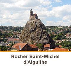 Rocher Saint-Micher d'Aiguilhe