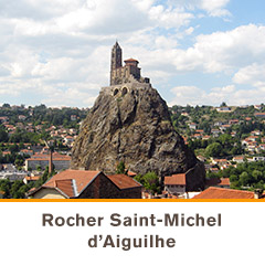 Rocher Saint-Michel d'Aiguilhe