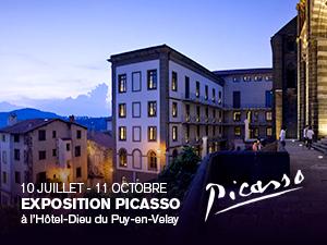 Exposition - Picasso et la maternité - Hôtel-Dieu