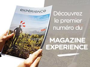Nouveau magazine expérience