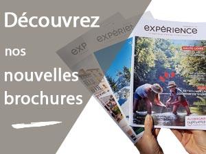Nouvelles brochures 2019