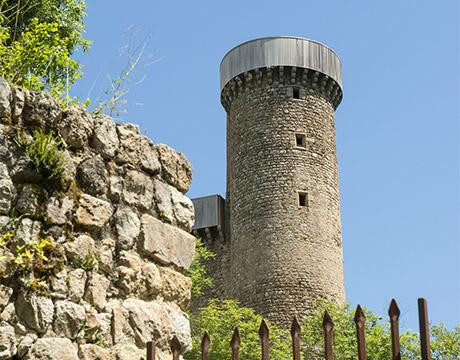 Tour du Château de Rochebaron