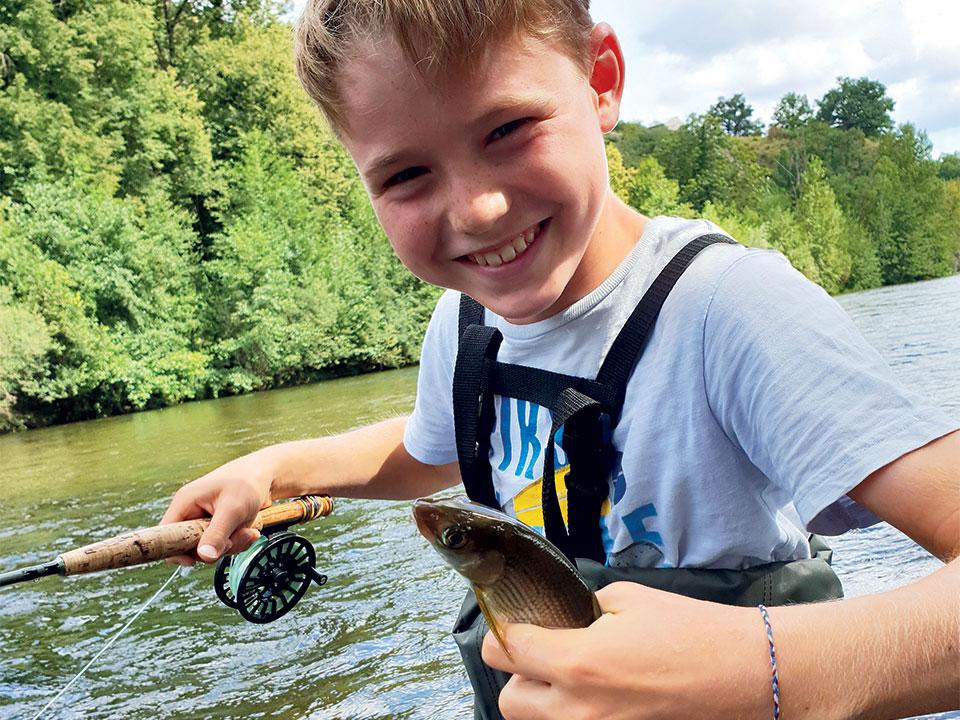 Pêcher des poissons sauvages
