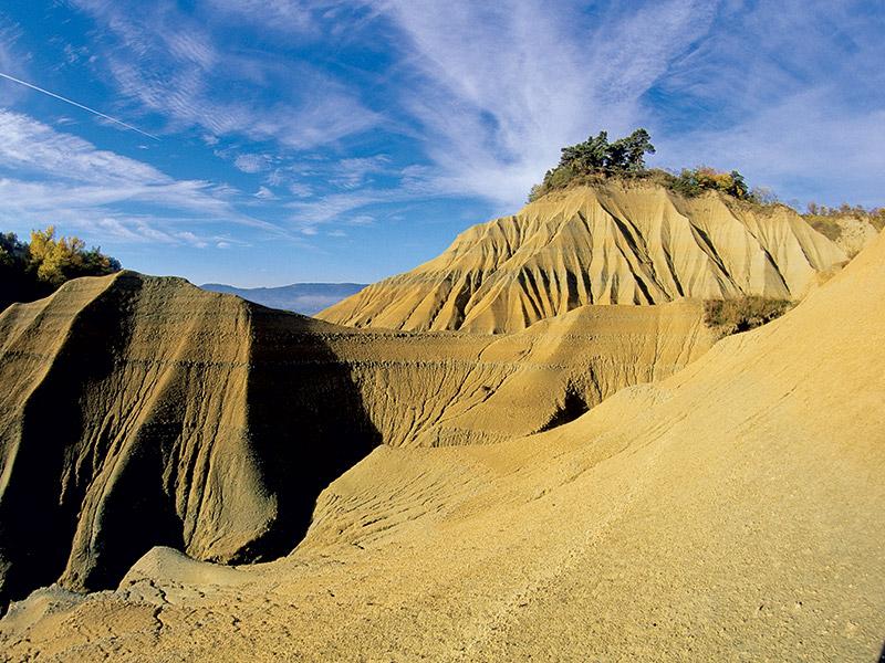 Les canyons du Colorado aux Ravins de Corboeuf (Rosières)