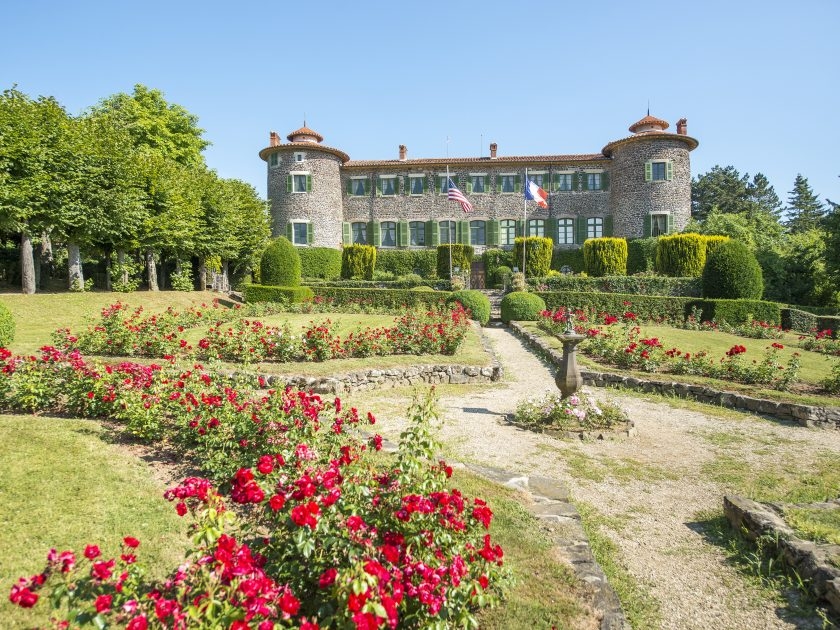 Château de Chavaniac-Lafayette