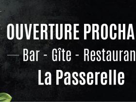 la passerelle – restaurant /gite /bar