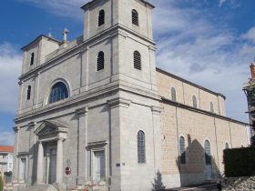 Eglise St Pierre Yssingeaux