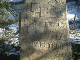Site de l'ancienne Papeterie