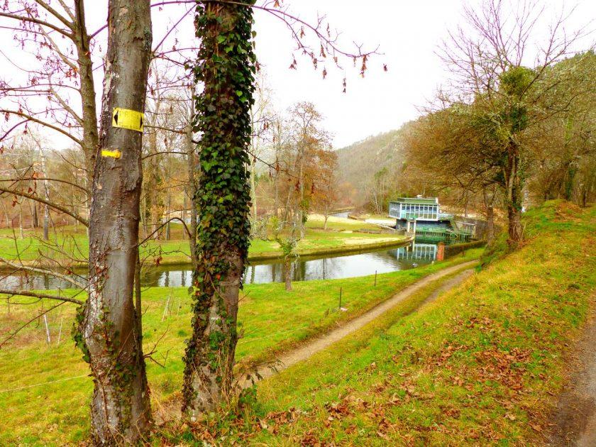 PR 624 Les berges de la Loire à Retournac