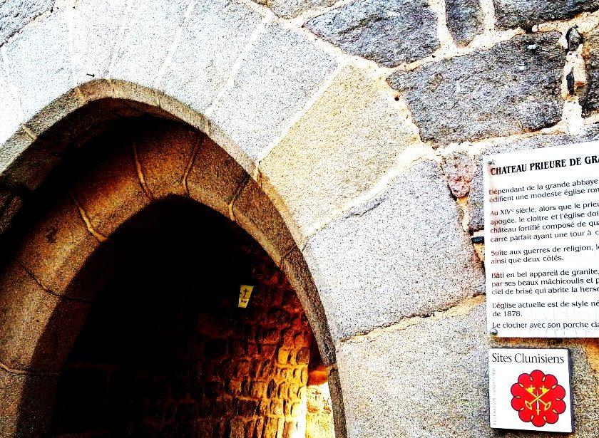 prieuré de grazac