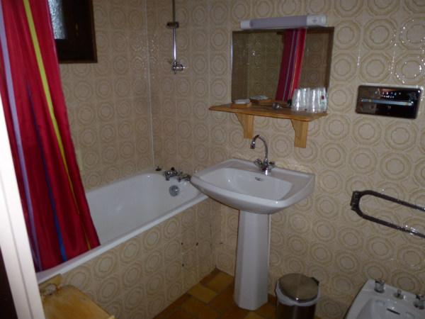 salle bain 4 pers