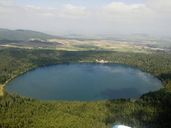 Lac du Bouchet 600