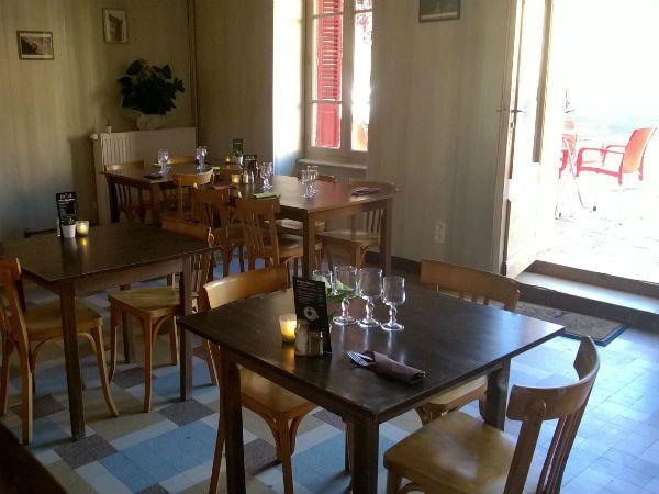 Restaurant en passant Auzon