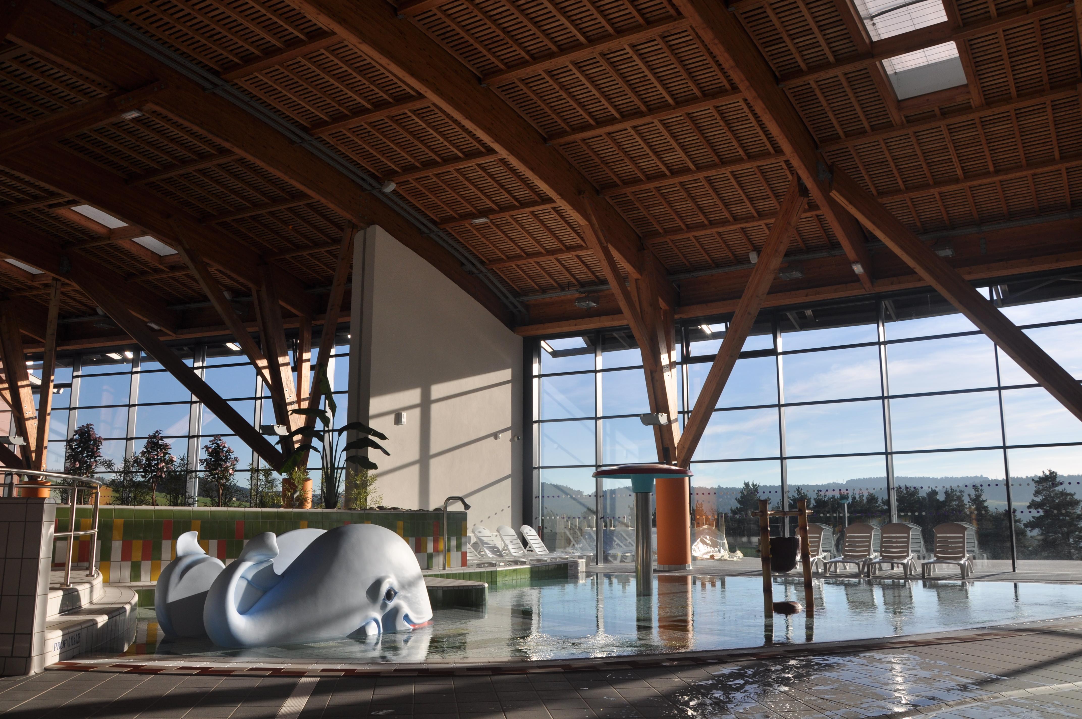Centre aquatique des marches du velay l 39 ozen auvergne vacances - Piscine aurec sur loire horaires ...
