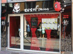 Sushi panda