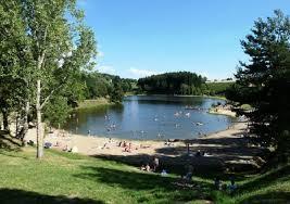 Plan d'eau Champagnac le Vieux
