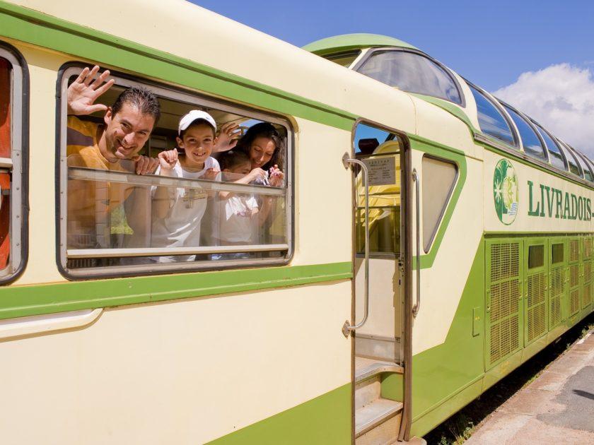 Les trains de la découverte, Agrivap