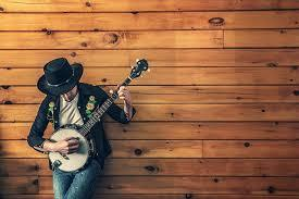 Musicien, Chanson Country, Banjo, Ukulele, Guitare