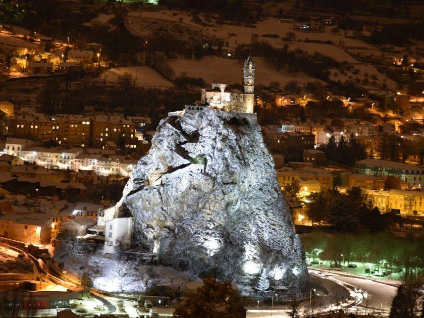 St Michel de nuit