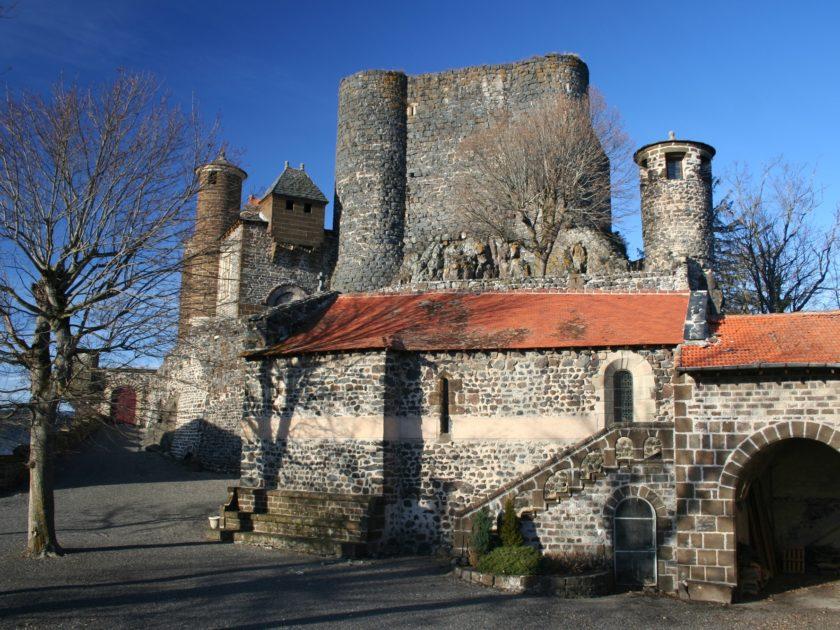 chateau de Bouzols