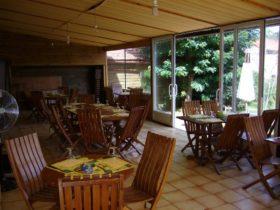 Hostellerie St Verny restaurant