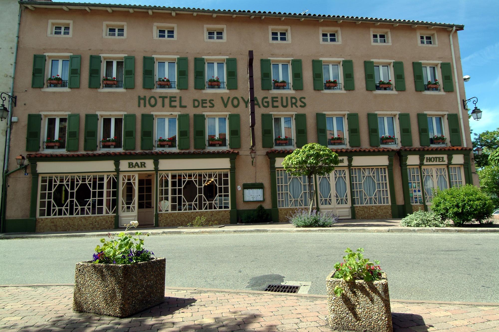 Hotel Restaurant Saint Paulien