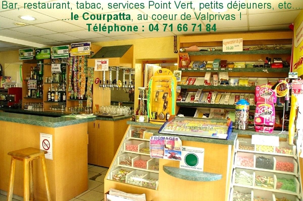 Restaurant le Courpatta
