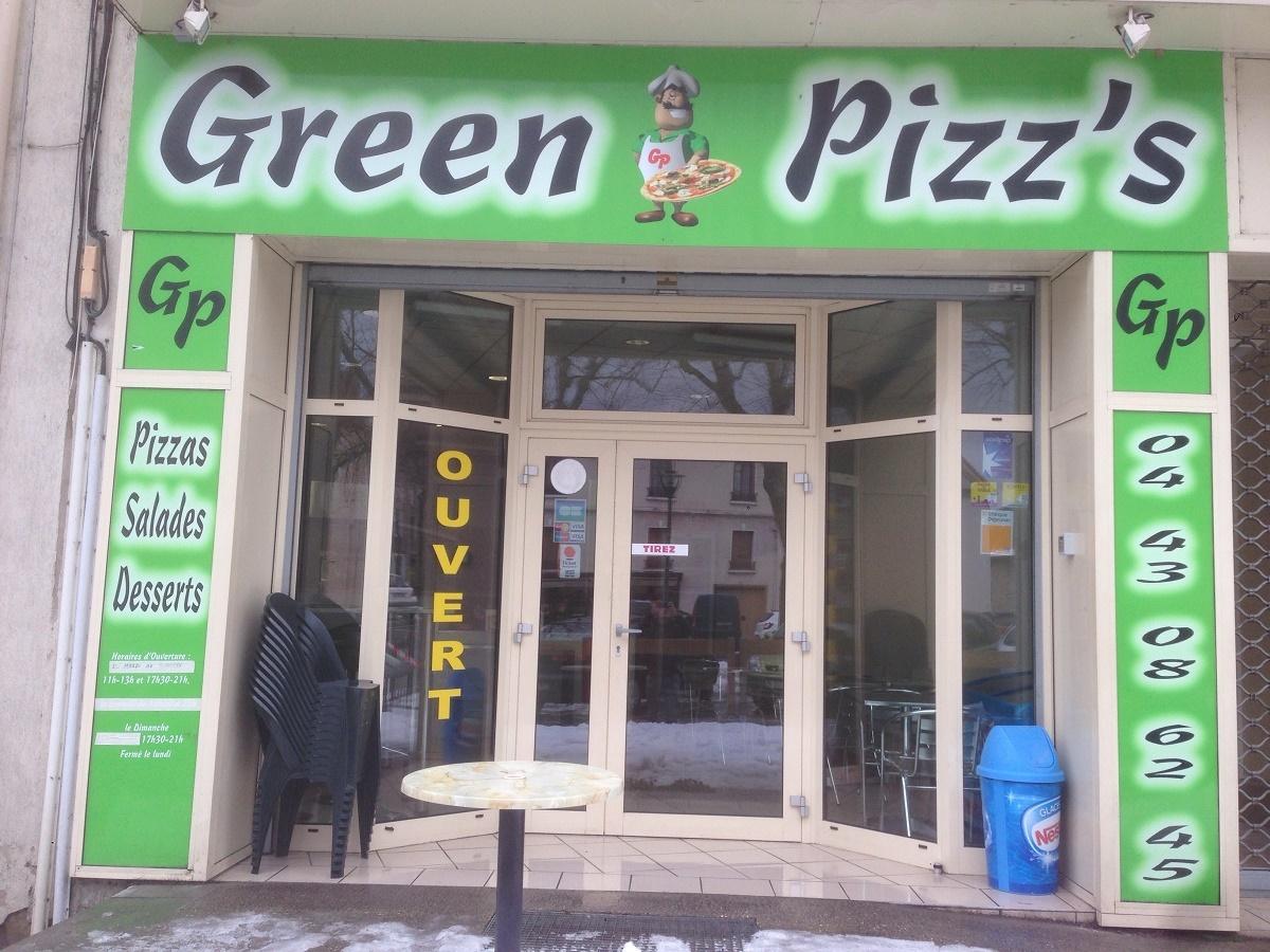 Pizzeria Green Pizz's