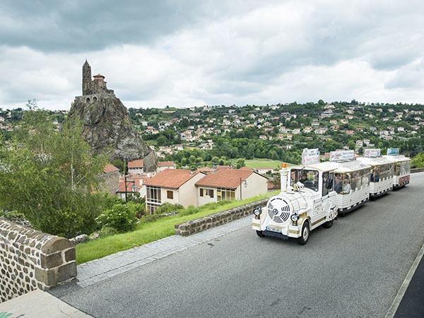 3203 – Visite de groupe du Puy-en-Velay en petit train copie