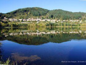 Lac Saint Martial