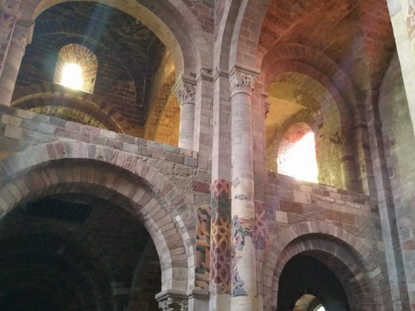 SEJ_Dentelle et Art Roman – basilique St-Julien de Brioude 3