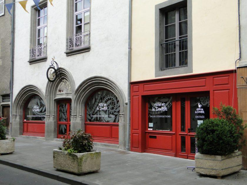 SEJ_Dentelle et Art Roman – Hôtel de la Dentelle de Brioude